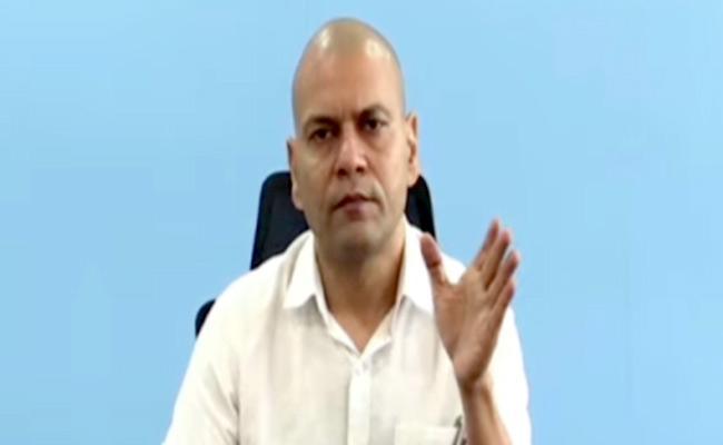 Anil Kumar Singhal Said People Should Not Believe In False Propaganda - Sakshi