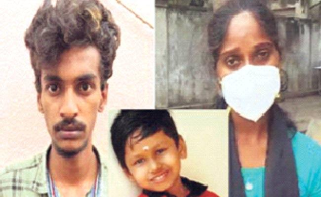Second Father Attacked With Belt, Child Died In Doddaballapur - Sakshi