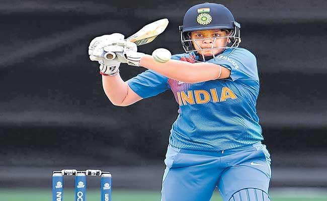 Shafali Verma set for Test and ODI debuts against England Women - Sakshi