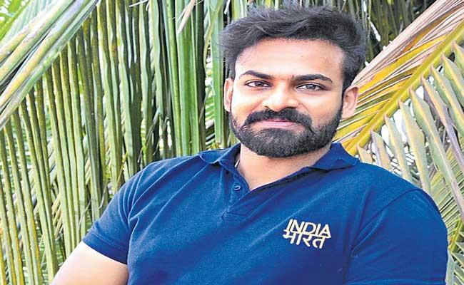 Vaishnav Tej to play a hockey player in his next - Sakshi