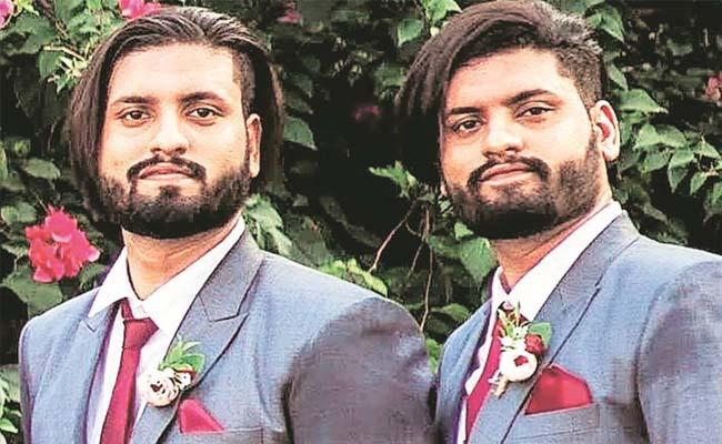 Covid 19: Meerut Twins 24 Year Old Deceased In Hours After Battle - Sakshi