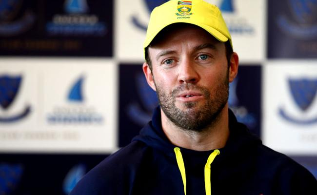The South African Board Made A Key Statement On De Villiers - Sakshi