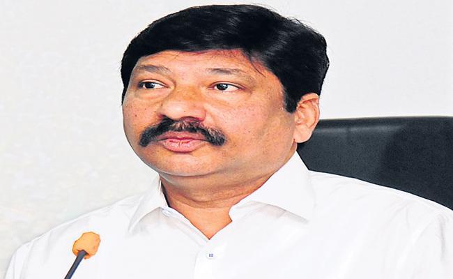 TDP boycott is a drama says Jogi Ramesh - Sakshi