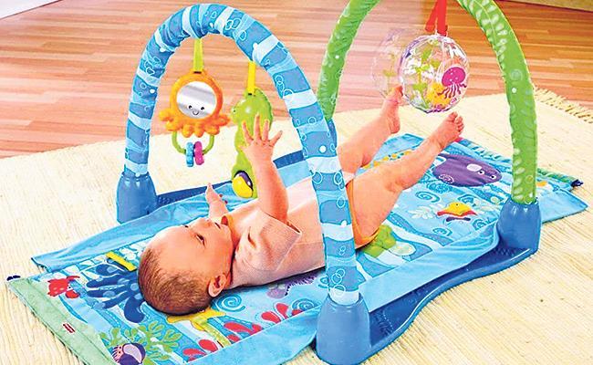 Baby Accessories: Kicks And Crawl Organic Products Amid Covid 19 - Sakshi
