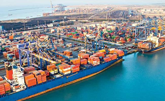 CCI Nod APSEZ To 25 Percent Additional Stake In Krishnapatnam Port - Sakshi
