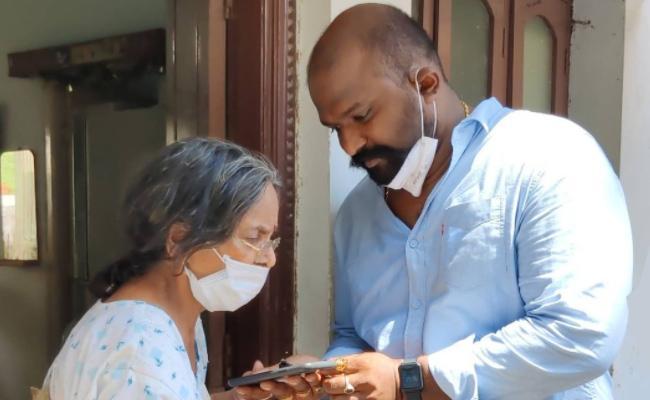 Actor Jeevan Kumar Helps To Pavala Syamala - Sakshi