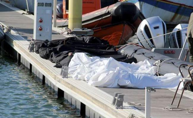 Migrants Boat Drowned Off In Tunisia - Sakshi