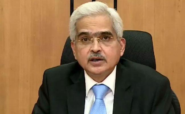 RBI Governor Shaktikanta Das On  Interest rates  - Sakshi