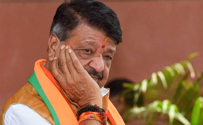 Mamata Behind TMC's Astounding Performance, BJP Will Have to Introspect: Vijayvargiya - Sakshi