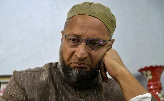 AIMIM Get Bad Results In West Bengal - Sakshi