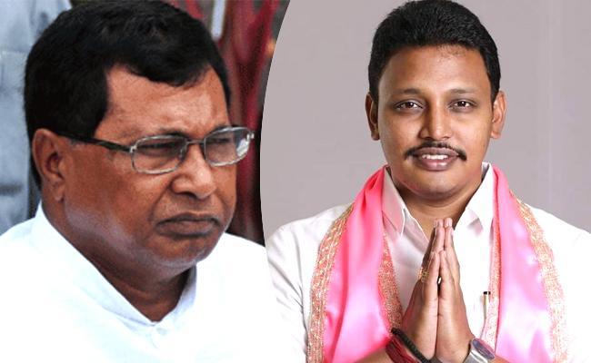 Nagarjuna Sagar Bypoll Counting Janreddy Lead On Only One Round - Sakshi
