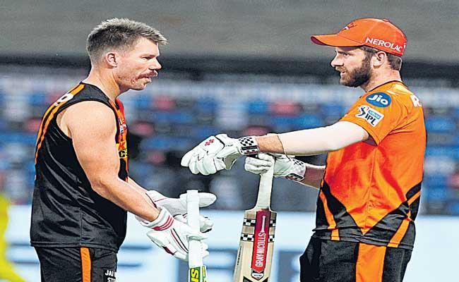 SunRisers Hyderabad removed David Warner Captaincy - Sakshi