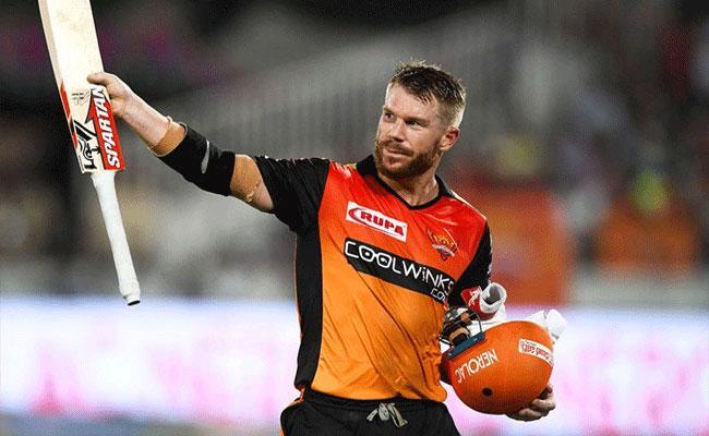 IPL 2021: David Warners Instagram Story Goes Viral - Sakshi