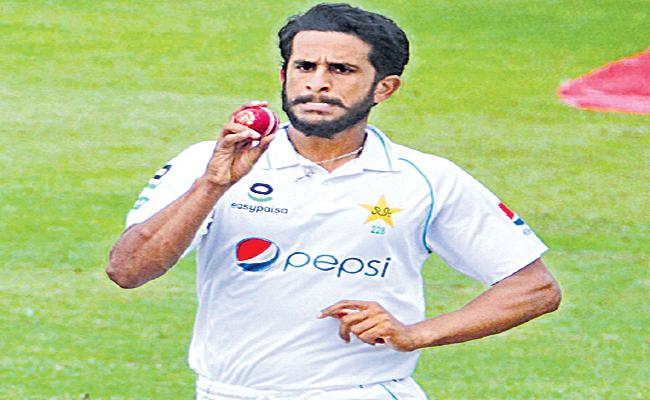 Pakistan Beat Zimbabwe In 1st Test By An Innings And 116 Runs - Sakshi