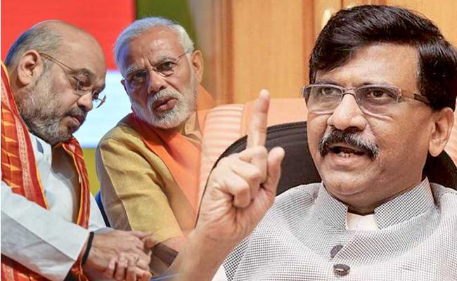 Westbengal Results Impact On Central Govt Says Mp Sanjay Raut - Sakshi