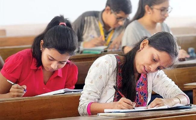 Inter Examination Postponed In AP - Sakshi