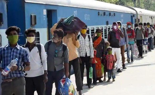 South Central Railway Suspended 23-pairs Of Passenger Trains   - Sakshi