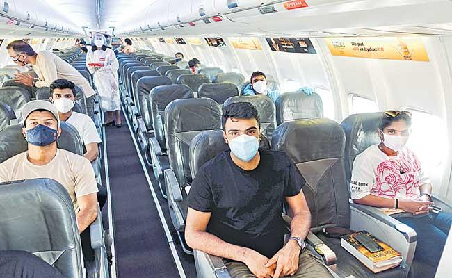 India players gear up for long period of quarantine including 2 weeks in Mumbai - Sakshi