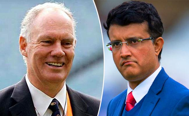 Greg Chappell: Sourav Ganguly Did Not Work Hard Wanted To Remain Captain - Sakshi