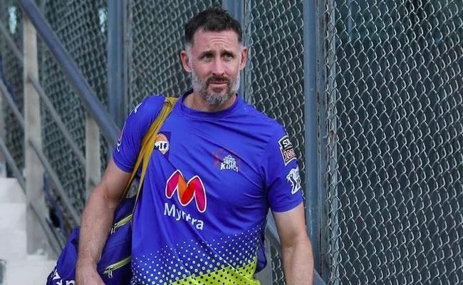 Mike Hussey: Difficult To Play T20 World Cup In India Amid Covid 19 - Sakshi