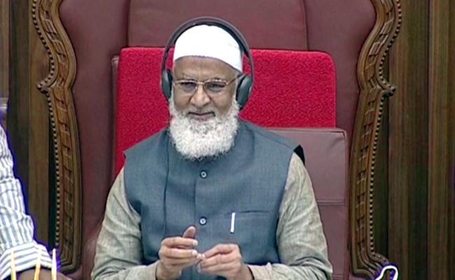 AP Legislative Council Chairman Sharif Gets Emotional, Praises Cm jagan - Sakshi