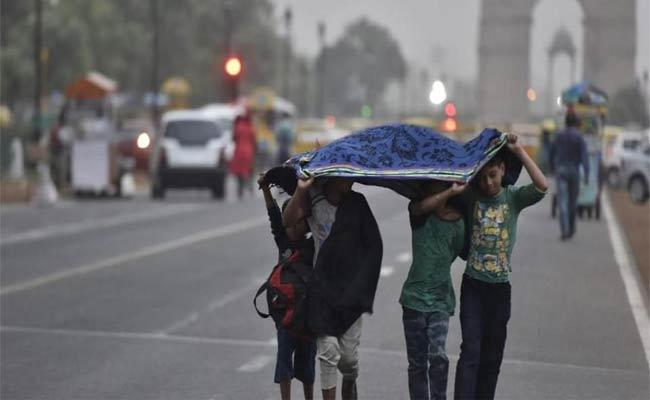 Delhi Records Coldest May Day In 70 Years Said Imd - Sakshi
