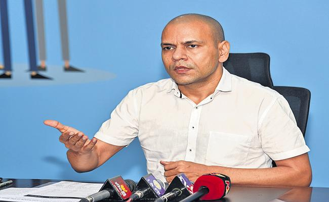 AP Govt Measures to control black fungus - Sakshi