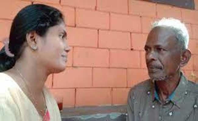 Covid-19 pandemic helps father and daughter in Kerala - Sakshi