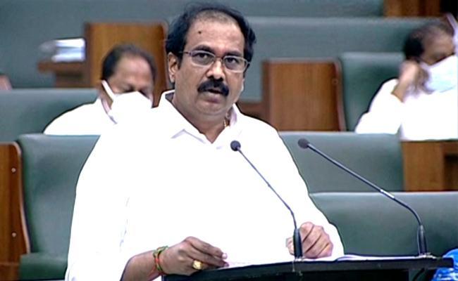 Kurasala Kannababu Praises Cm Jagan On Agriculture Budget - Sakshi