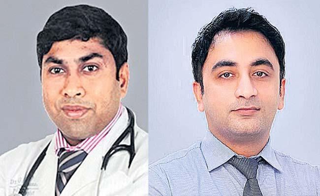 Corona Virus Strong Effect On Lungs In Second Wave - Sakshi