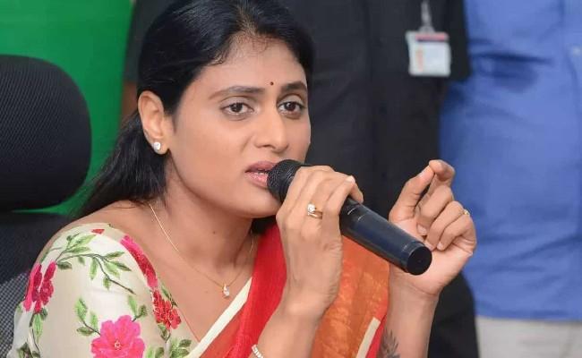 Covid-19 should be included in Aarogyasri: YS Sharmila - Sakshi