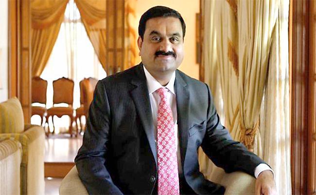 India: Gautam Adani With $67 Billion Asia Second Richest Person - Sakshi