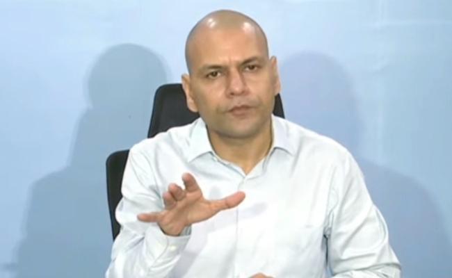 No Side Effects By Using Anandayya Ayurvedic Medicine Says Ayush Commissioner Ramulu - Sakshi