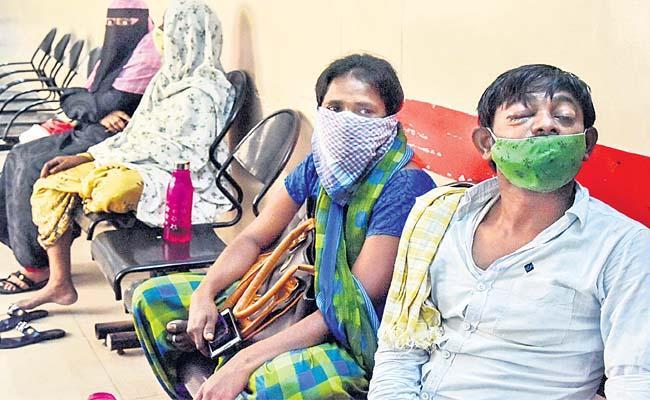284 Black Fungus Cases Reported In Koti Hospital Hyderabad - Sakshi