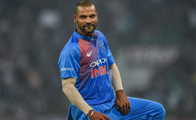 Deepak Chahar Backs Dhawan Will Good Choice To Lead India Vs Sri Lanka - Sakshi