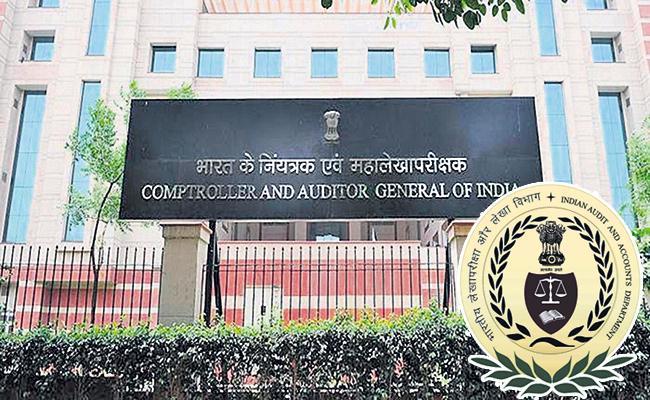 Comptroller and Auditor General Fires On Past TDP Govt - Sakshi