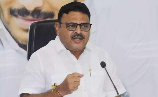 MLA Ambati Rambabu Response To The Parishad Election Verdict - Sakshi