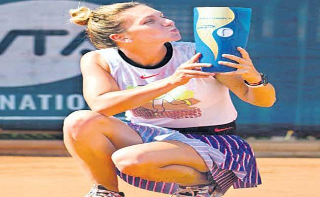 Simona Halep Withdraws From French Open - Sakshi