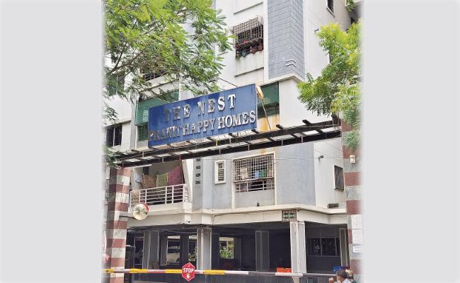 The Praneeth Nest HappyHomes People Stand For Unity Against Covid19 - Sakshi