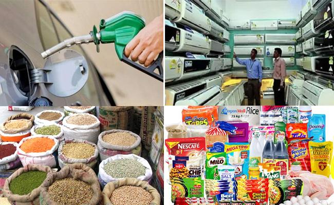 As Fuel And Raw Material Prices Rise Lead To Products More Costly - Sakshi