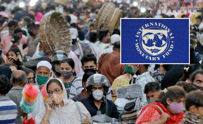 Imf: Covid 19 Situation India Warning Low Middle Income Countries - Sakshi