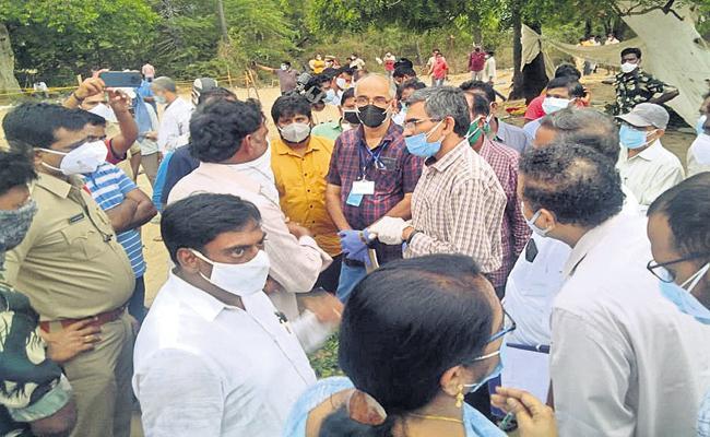 Krishnapatnam Ayurvedic medicine in demand across the country - Sakshi