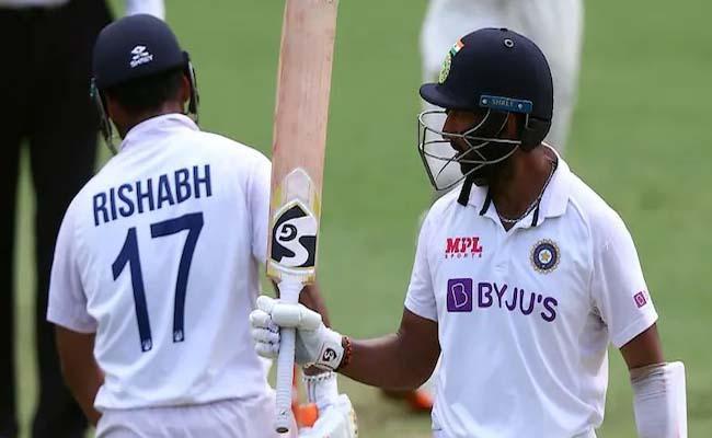 Marcus Harris: Cheteshwar Pujara Batted Like An Australian In Gabba Test - Sakshi