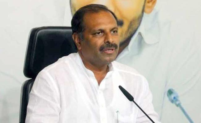 Srikanth Reddy: Ap Government Fighting Uncomprisingly Covid Control - Sakshi