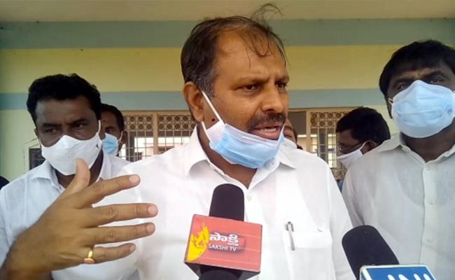 Srikanth Reddy Slams Chandrababu Over Mock Assembly - Sakshi