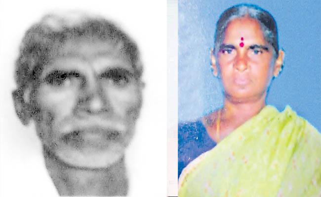 Elderly Couple Dies Of Starvation In Mancherial - Sakshi