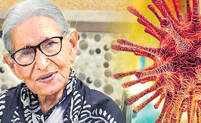 First Indian Woman To Donate Her Body For Covid Research - Sakshi