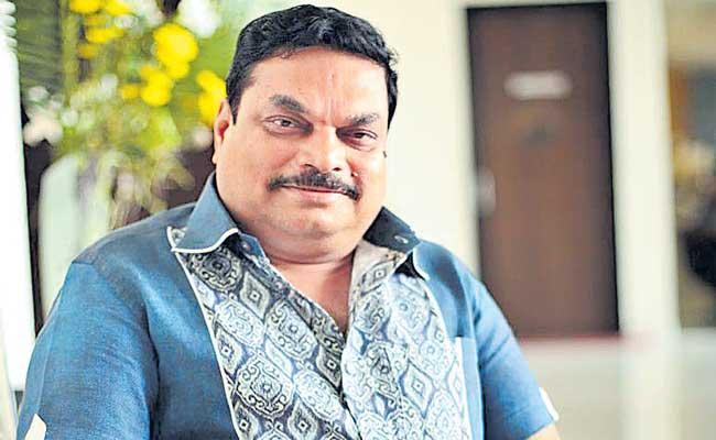 Tollywood Top Celebrities Expressed Condolence ToProducer BA Raju - Sakshi