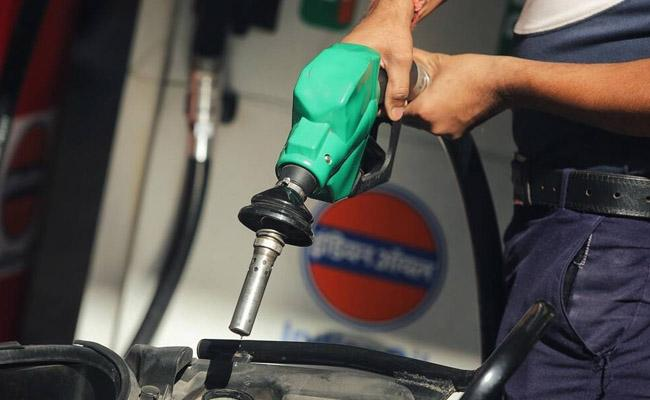 Fuel Price Hike Twelfth Time In May 2021 - Sakshi
