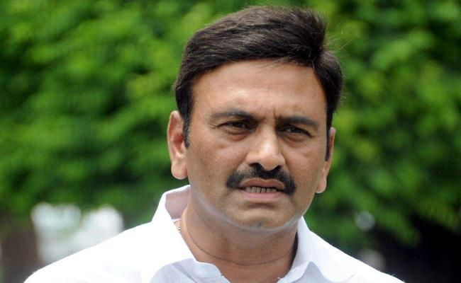 A orders copy issued by AP High Court came out on Raghuramakrishnam raju - Sakshi